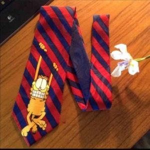 Vintage Accessories - GARFIELD The Cat Odie Bundle Tie